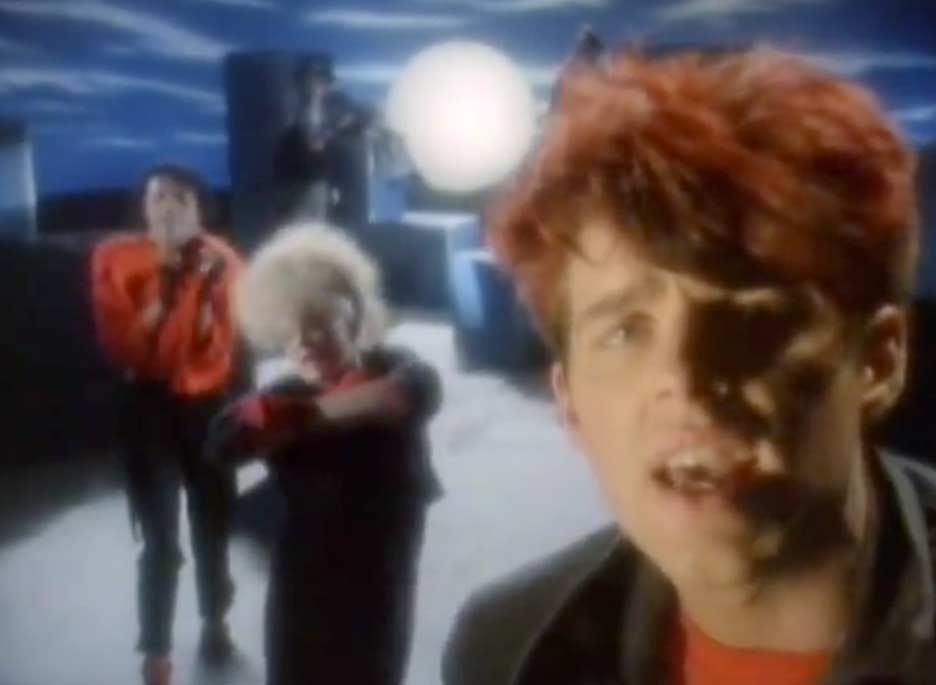 Thompson Twins - Doctor! Doctor! - Official Music Video