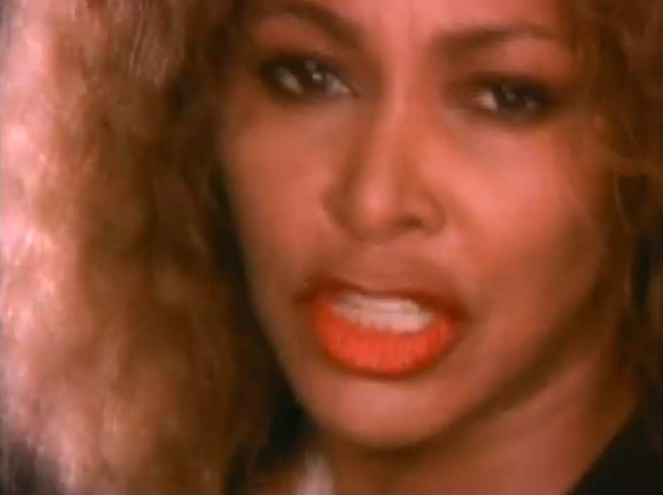 Tina Turner - The Best - Official Music Video.