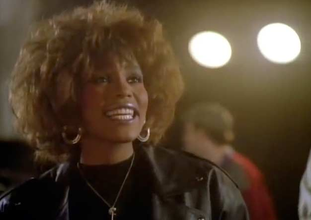 Whitney Houston - Greatest Love Of All - Official Music Video