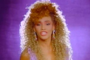 Whitney Houston - I Wanna Dance With Somebody - Official Music Video