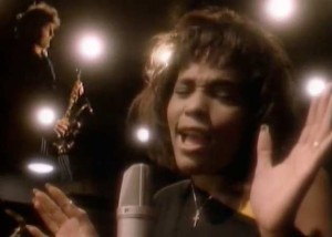 Whitney Houston - Saving All My Love For You - Official Music Video