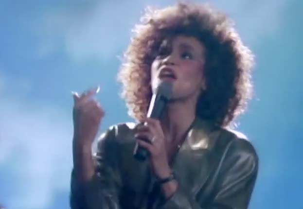 Whitney Houston - So Emotional - Official Music Video