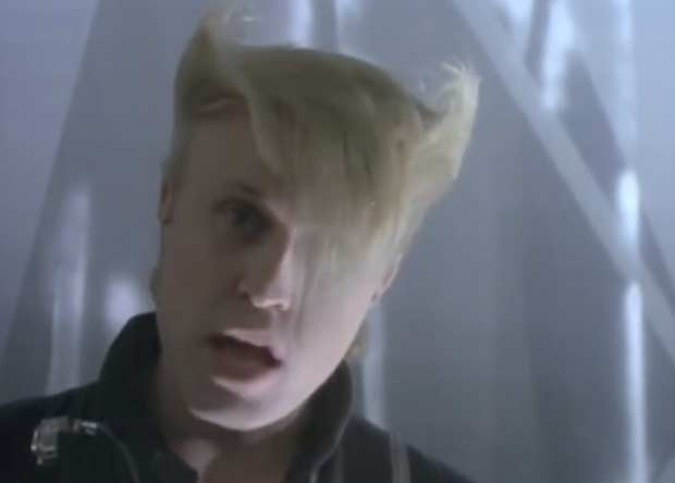 A Flock Of Seagulls - Wishing (If I Had a Photograph of You) - Official Music Video