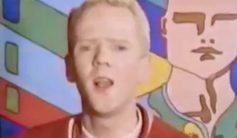 Bronski Beat & Marc Almond - I Feel Love - Official Music Video