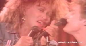 Bryan Adams & Tina Turner - It's Only Love