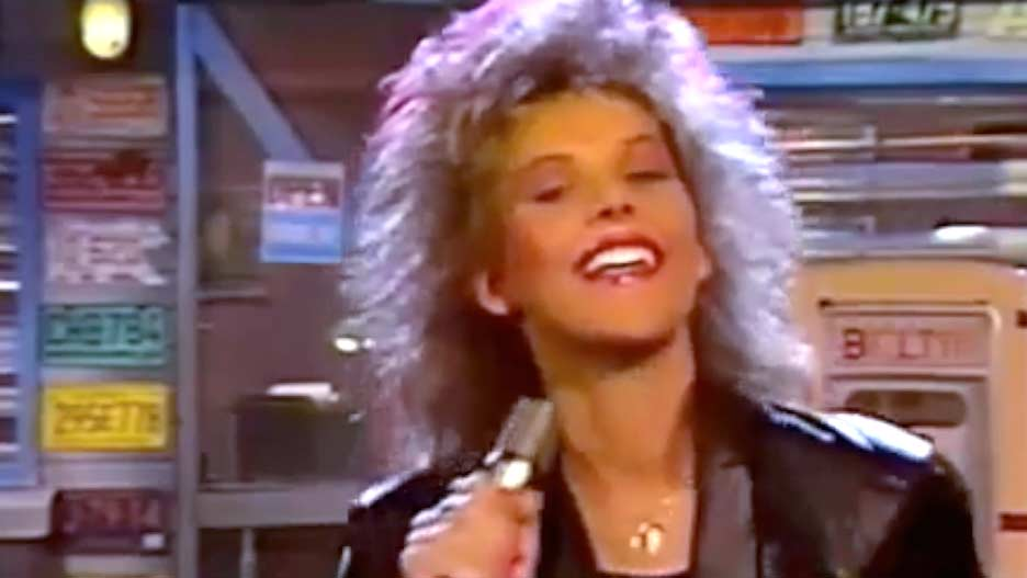 C.C.Catch – I Can Lose My Heart Tonight - Music Video