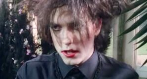 The Cure - The Caterpillar - Official Music Video