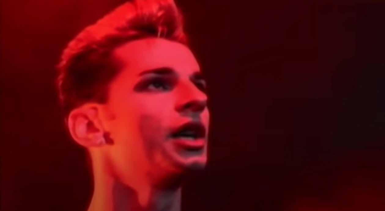 Depeche Mode - Blasphemous Rumours - Official Music Video