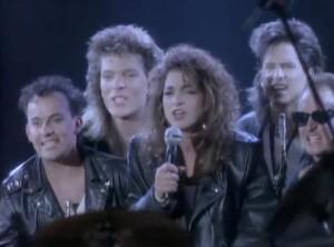 Miami Sound Machine & Gloria Estefan - 1-2-3 - Official Music Video