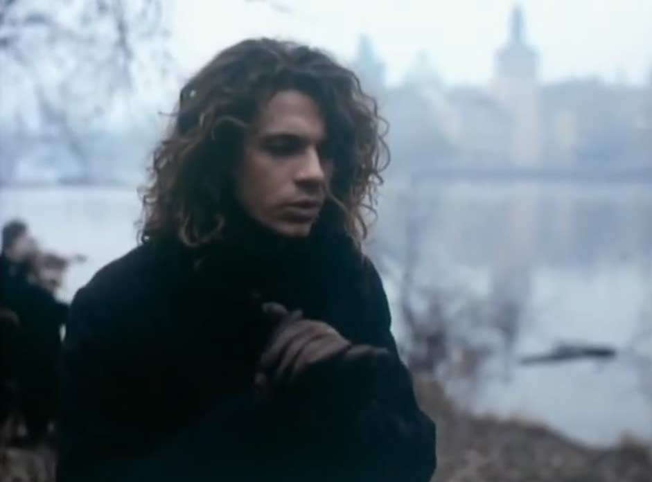 INXS - Never Tear Us Apart - Official Music Video
