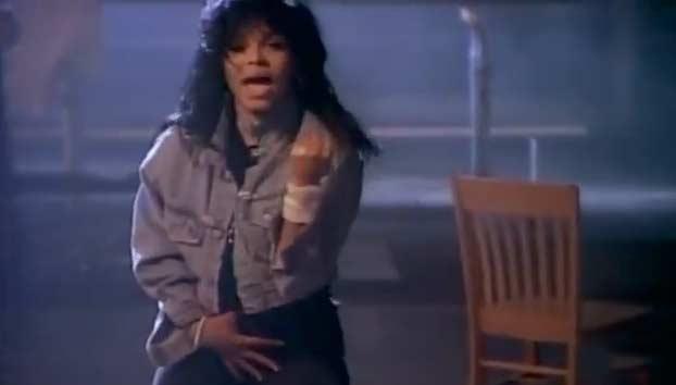 Janet Jackson - The Pleasure Principle - Official Music Video