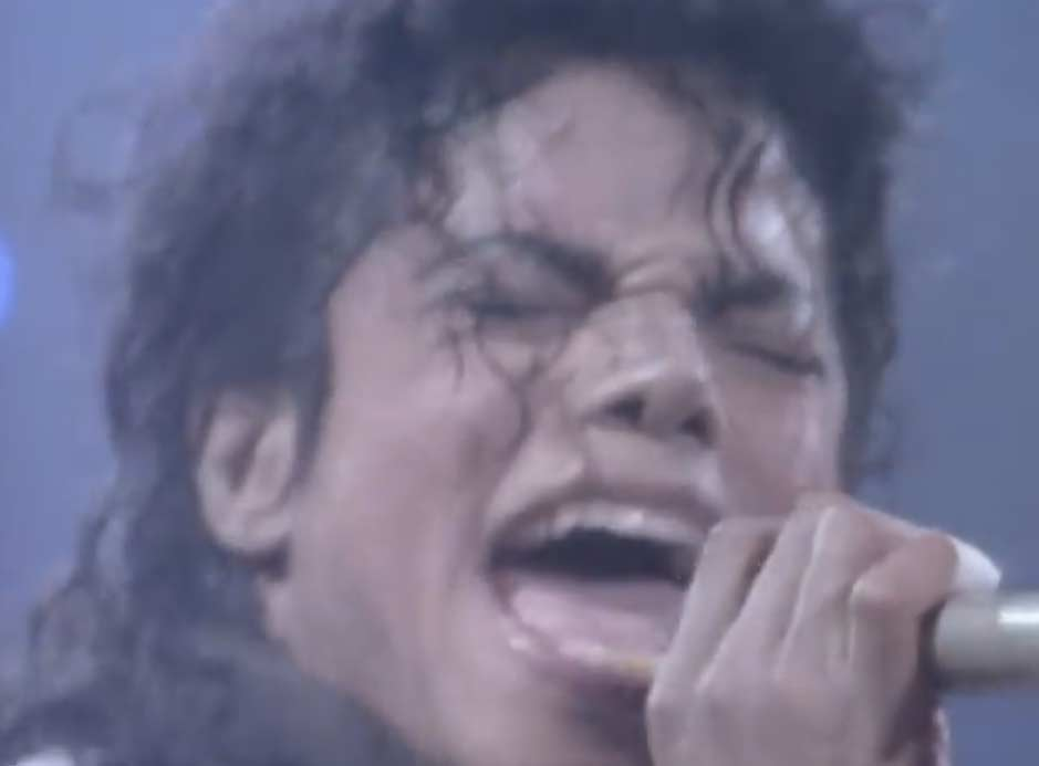 Michael Jackson - Another Part of Me - Official Music Video