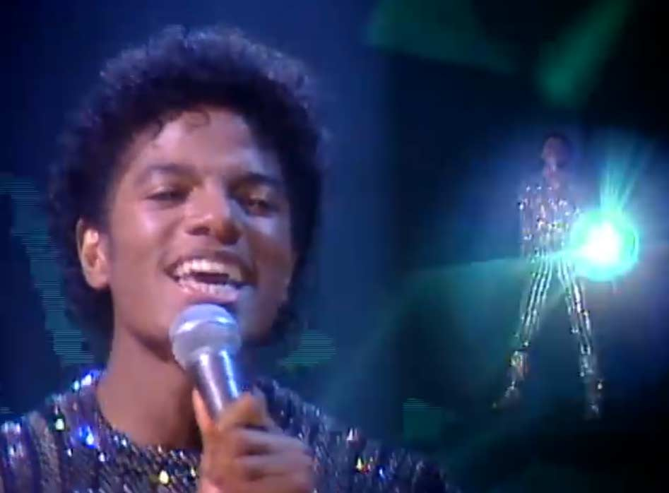 Michael Jackson - Rock With You - Official Music Video