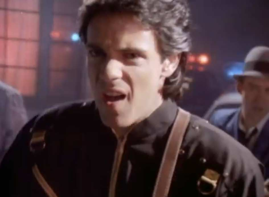 Rick Springfield - Don't Talk To Strangers - Official Music Video