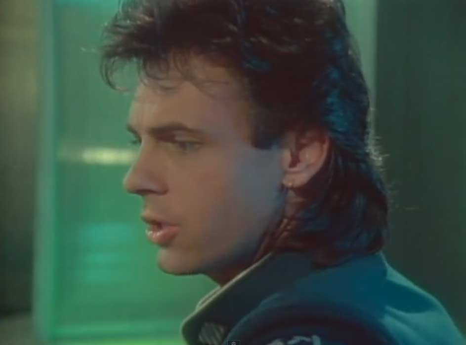 Rick Springfield - Human Touch - Official Music Video.