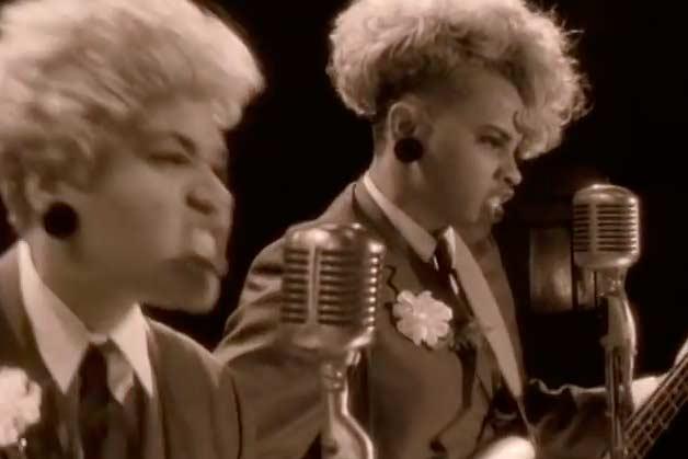 Salt-n-Pepa - Twist & Shout - Official Music Video