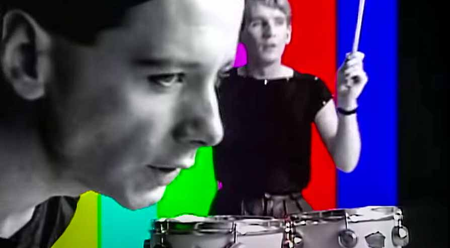 Simple Minds - Promised You A Miracle - Official Music Video
