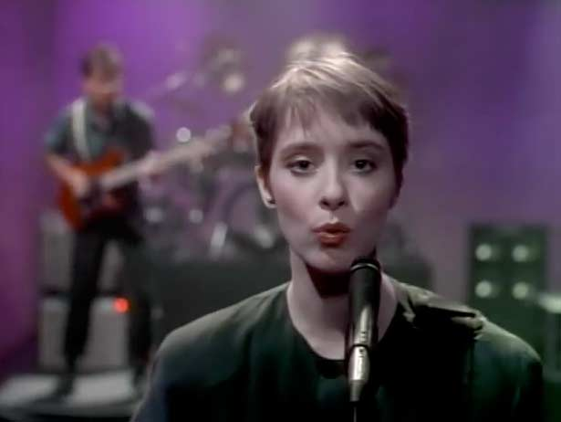 Suzanne Vega - Solitude Standing - Official Music Video