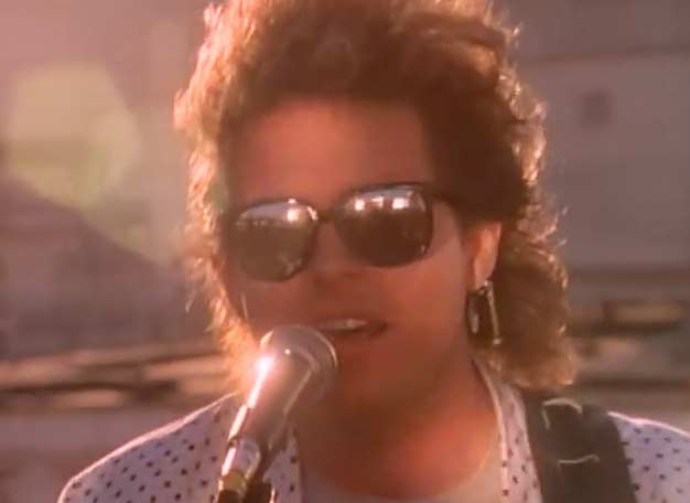 Toto - I'll Be Over You - Official Music Video