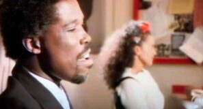 Billy Ocean - Caribbean Queen (No More Love On The Run) - Official Music Video
