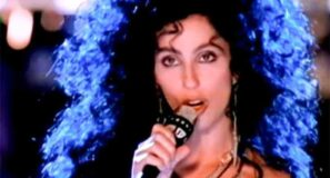 Cher - If I Could Turn Back Time - Official Music Video