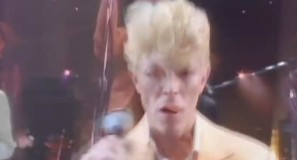David Bowie - Modern Love - Official Music Video