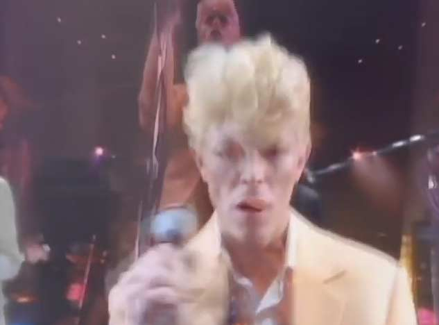 David Bowie - Modern Love - Official Music Video