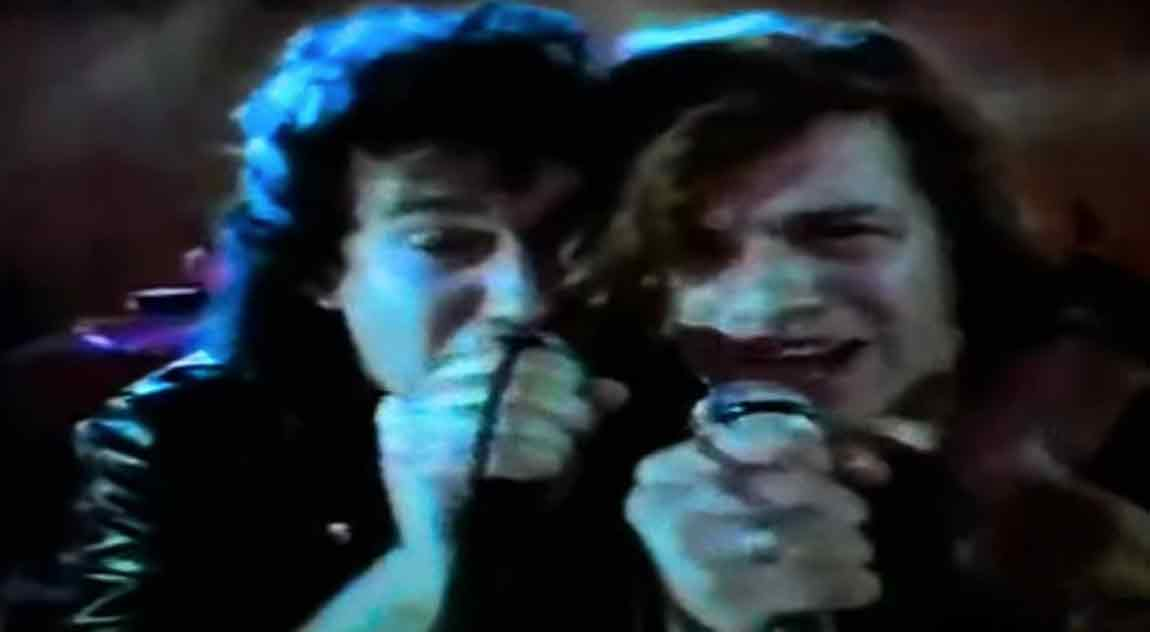 INXS with Jimmy Barnes - Good Times - Official Music Video