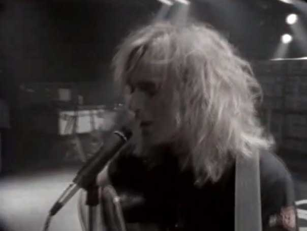 Cheap Trick - The Flame - Official Music Video