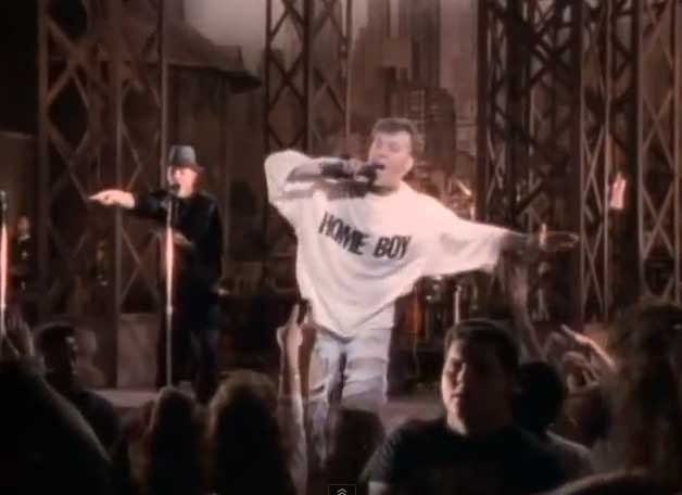 New Kids On The Block - Hangin' Tough - Official Music Video