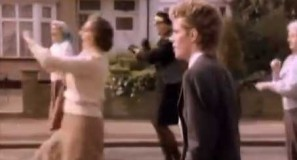Nik Kershaw - Dancing Girls - Official Music Video