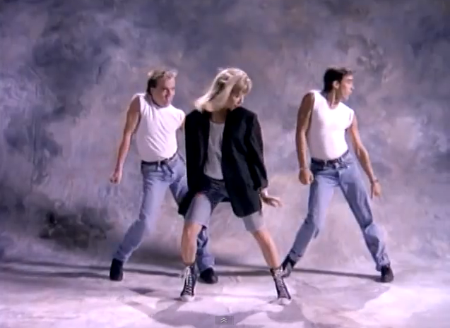Debbie Gibson - Staying Together - Official Music Video