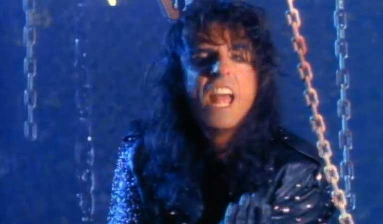Alice Cooper - Poison - Official Music Video