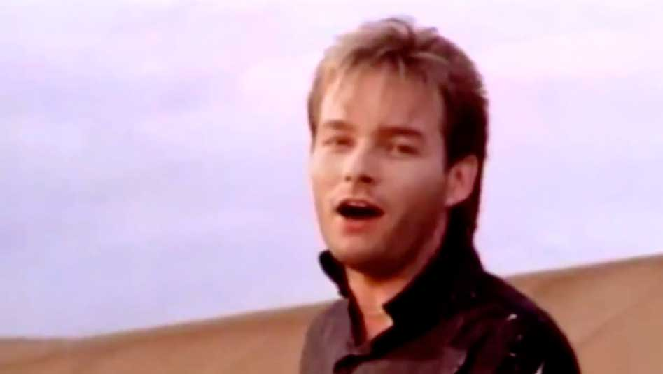 Cutting Crew - I've Been In Love Before - Official Music Video.