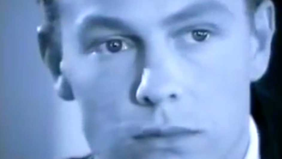Jason Donovan - Nothing Can Divide Us - Official Music Video