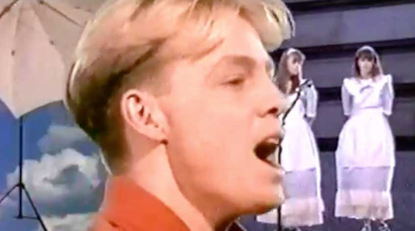 Jason Donovan - When You Come Back To Me - Official Music Video
