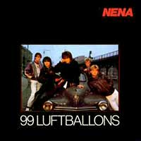 Nena ‎- 99 Luftballons - Official Music Video