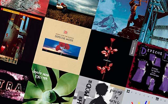 Depeche Mode Vinyl