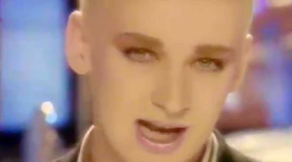 Boy George - Everything I Own - Official Music Video