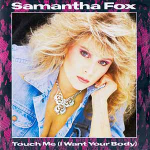 Samantha Fox Touch Me Official Music Video