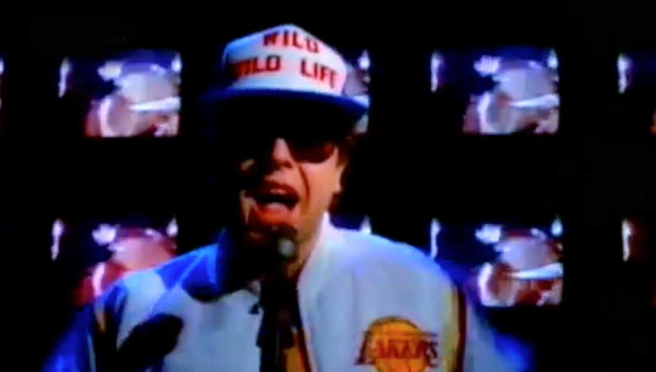 Talking Heads - Wild Wild Life - Official Music Video