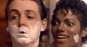Paul McCartney & Michael Jackson - Say Say Say - Official Music Video
