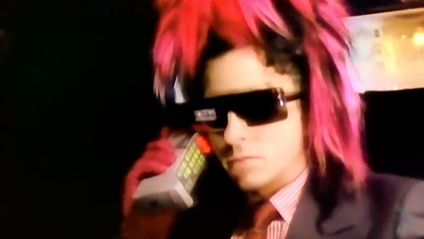 Sigue Sigue Sputnik - 21st Century Boy - Official Music Video