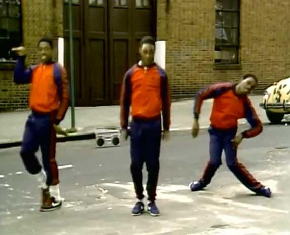 Break Machine - Street Dance - Official Music Video