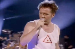 Simple Minds - Kick It In