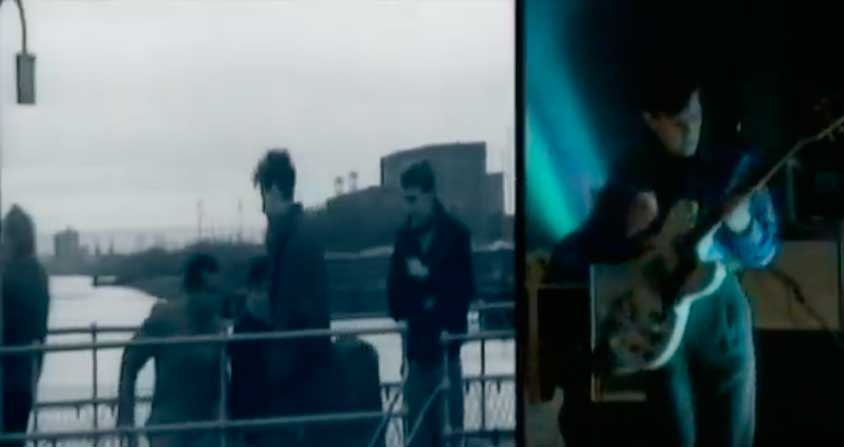Simple Minds - Waterfront - Official Music Video.