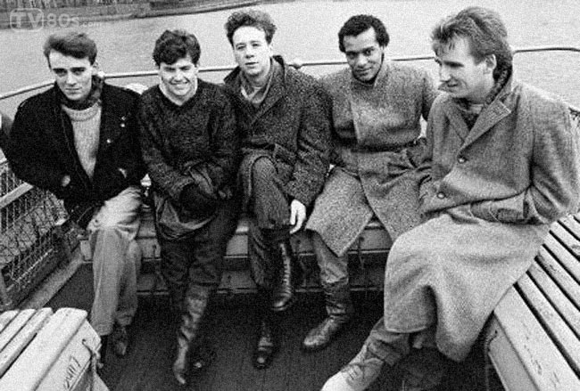 Simple Minds - 80s official music videos