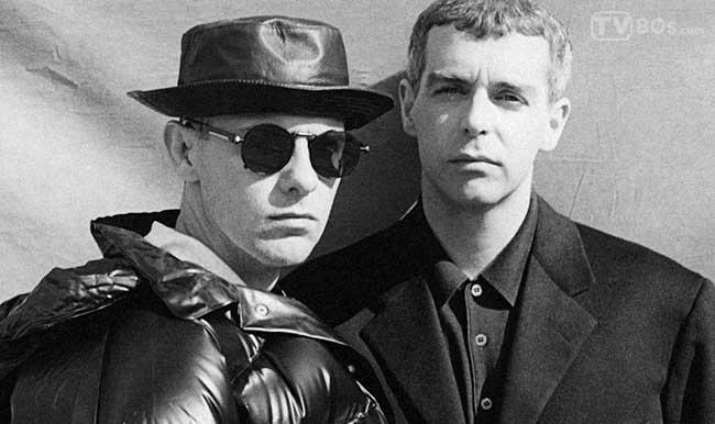 Pet Shop Boys 80s band Neil Tennant Chris Low Eighties 1980s