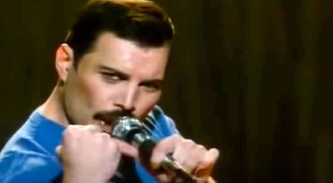 Queen - A Kind of Magic - Official Music Video