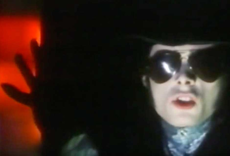 The Sisters Of Mercy - No Time To Cry - Official Music Video